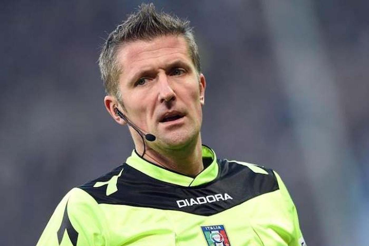 Designato Orsato a dirigere Inter-Juventus. I precedenti in questo campionato