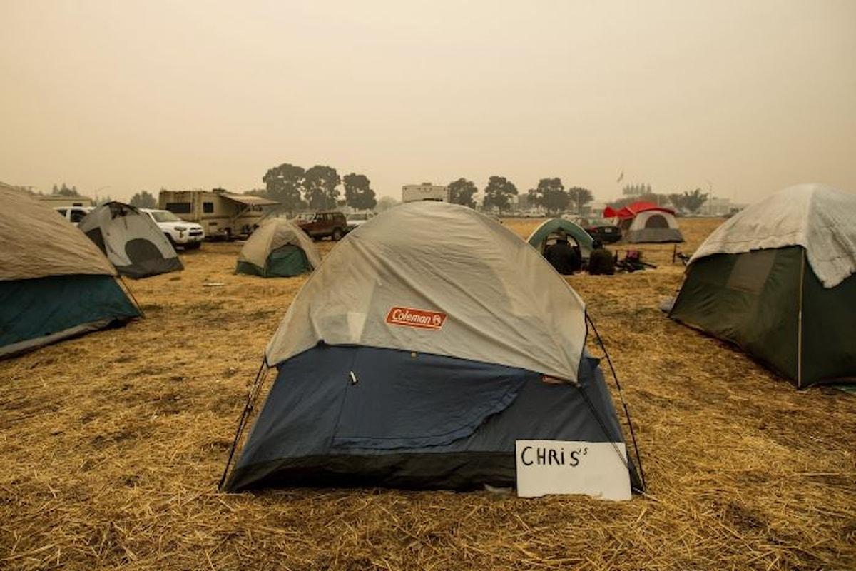 Incendio nella California del nord: 63 le vittime accertate, caos sul numero di dispersi