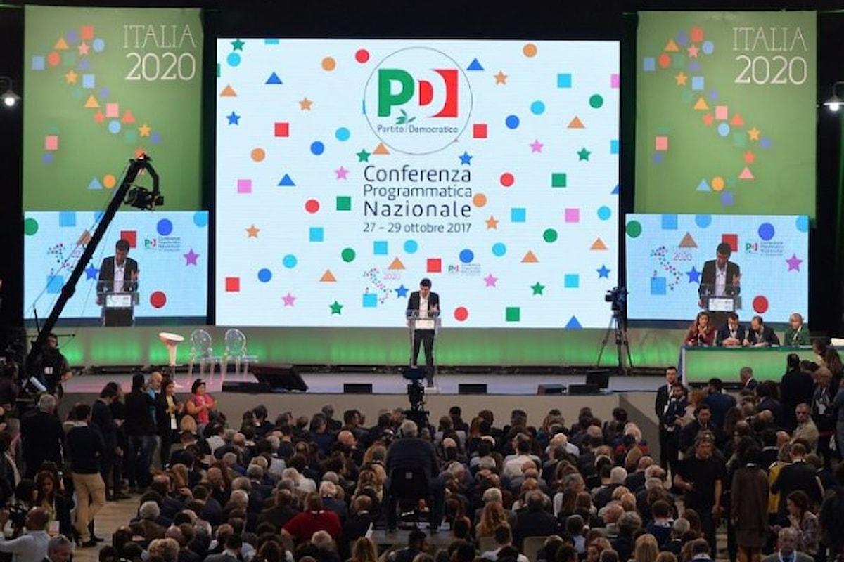 Manifesto 2020, l'Italia che il Pd di Renzi vuole costruire