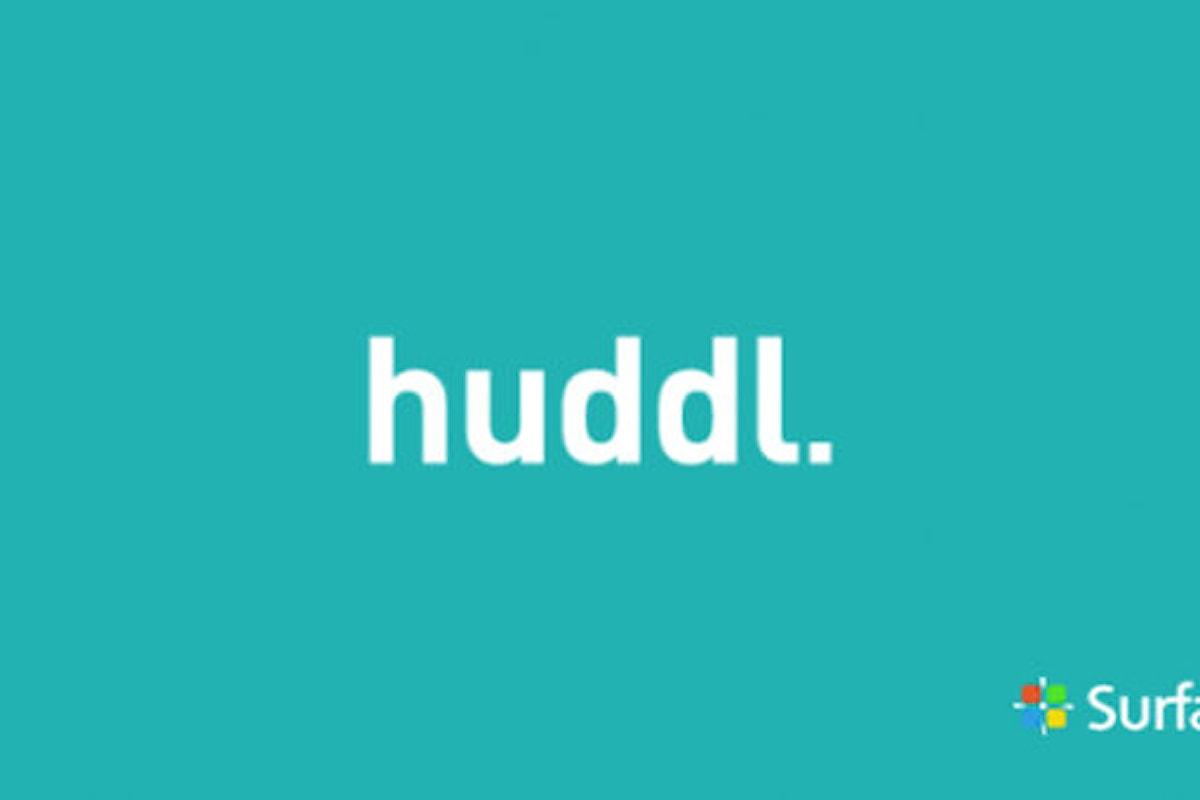 Microsoft lancia un nuovo social network: Huddl   Surface Phone Italia