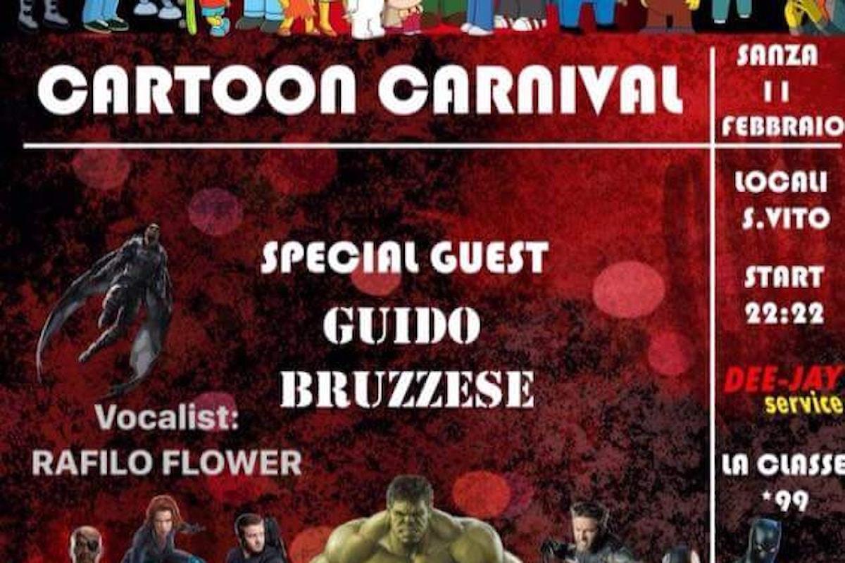 Sanza: Cartoon Carnival, l'evento