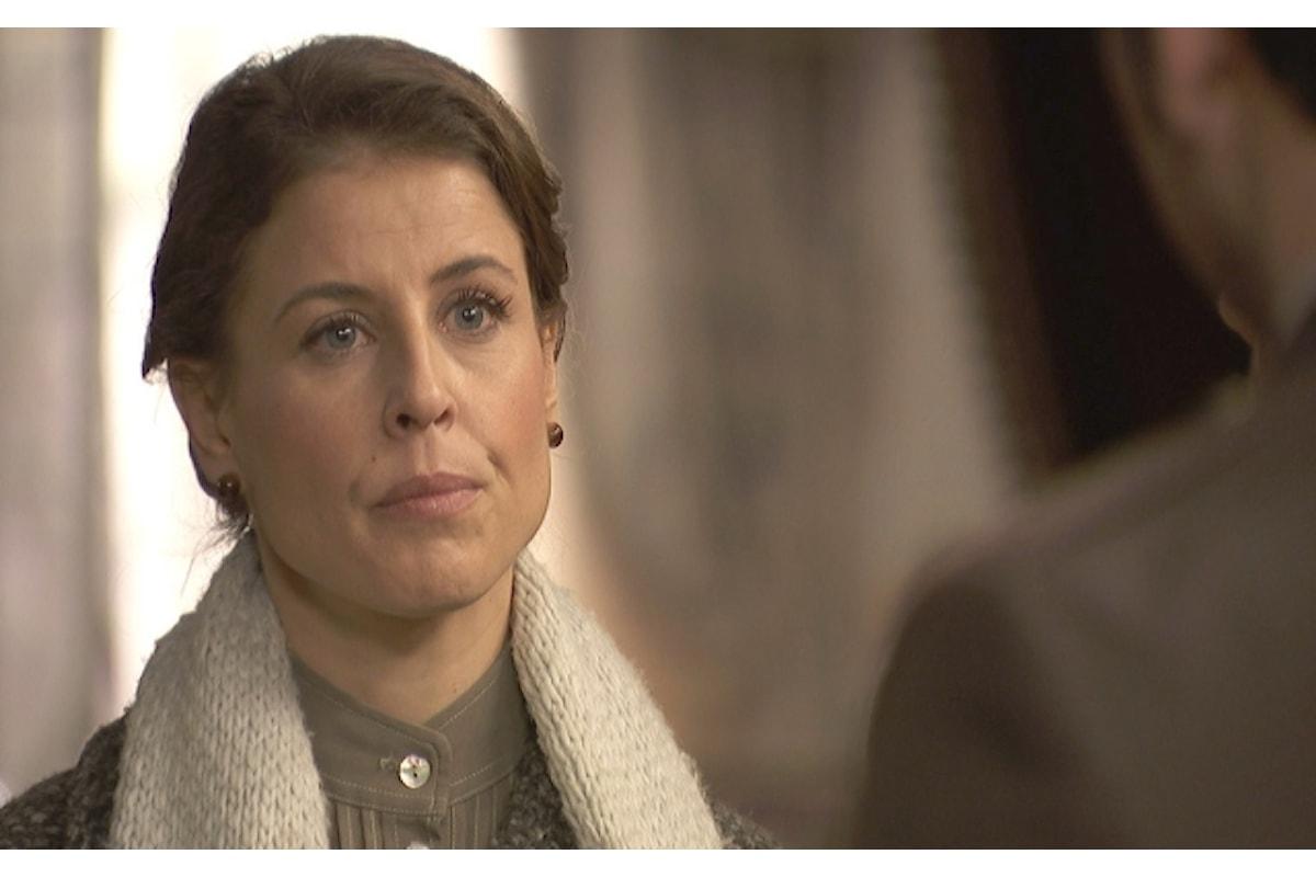 Il Segreto anticipazioni: puntata di oggi martedì 28 novembre 2017, il coraggio fa commettere una sciocchezza ad Adela?