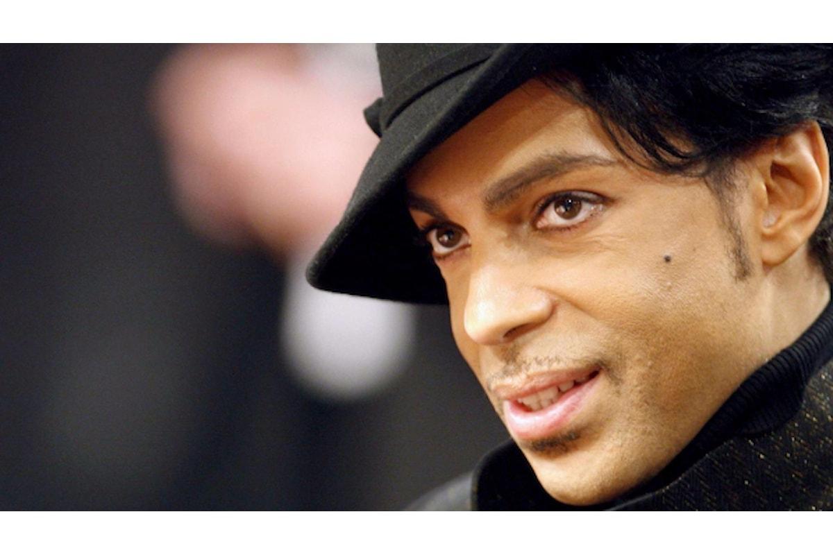 Prince rivive con i suoi brani in un musical