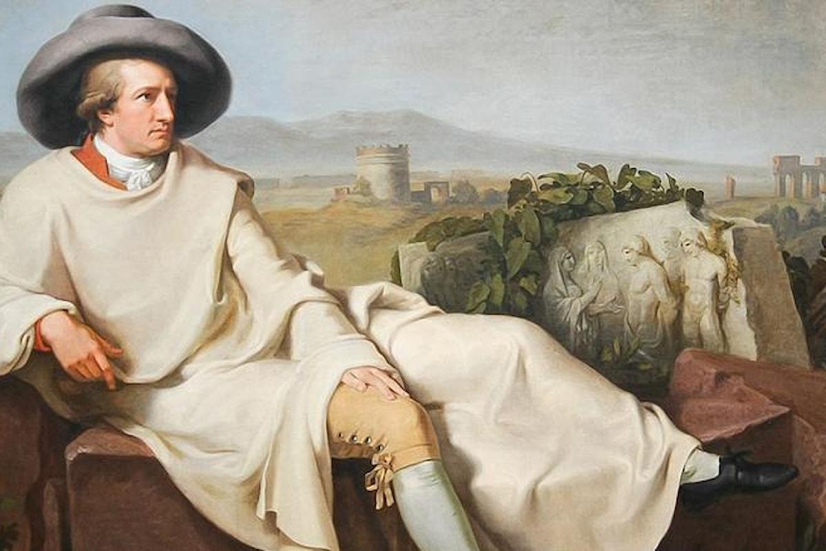Poesia e verità del giovane Goethe