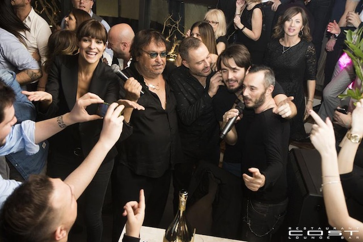 Cost Milano: Socialize, Casa Smaila, Friday & Saturday Night Party