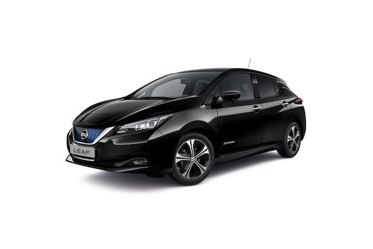 Boom di ordini in Europa per la nuova Nissan LEAF!