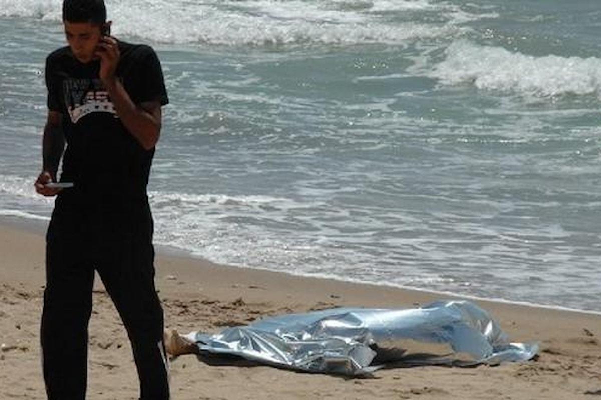 Scoglitti (Ragusa): uomo annega per salvare i figli