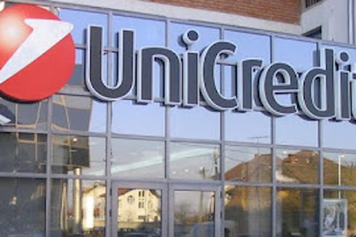 La valutazione di Goldman Sachs spinge Unicredit in borsa