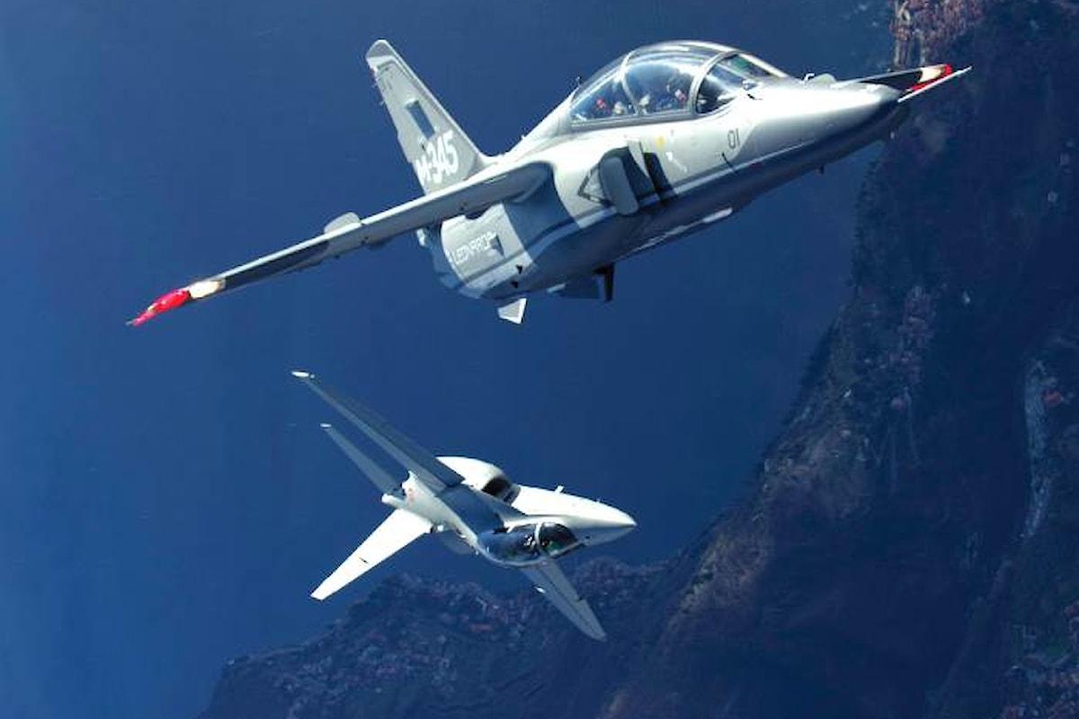 Cresce la filiera italiana dell'aerospazio, difesa e sicurezza