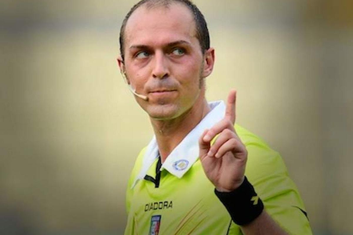 Pairetto, figlio di... Pairetto, arbitra Fiorentina - Atalanta danneggiando in maniera sistematica la gara dei viola