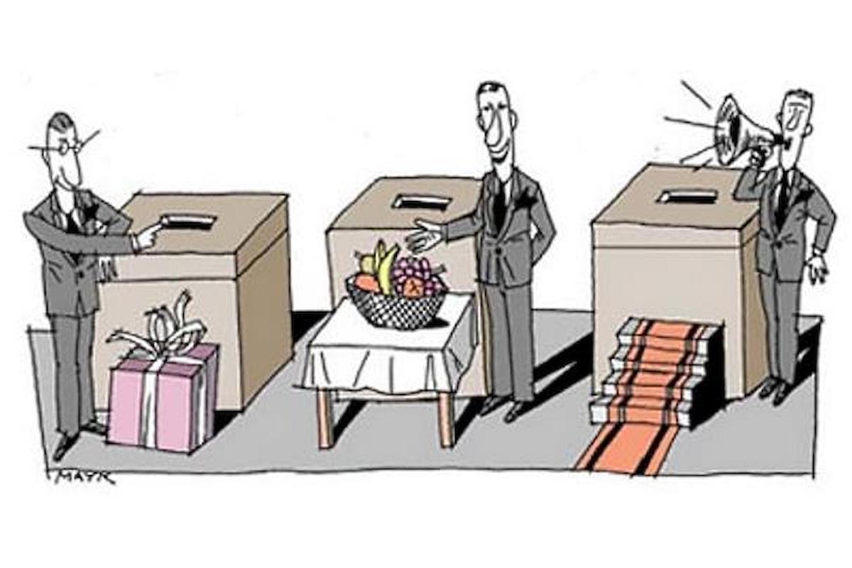 Sono oltre 142 i miliardi di euro con cui i partiti annualmente pagano le proprie clientele