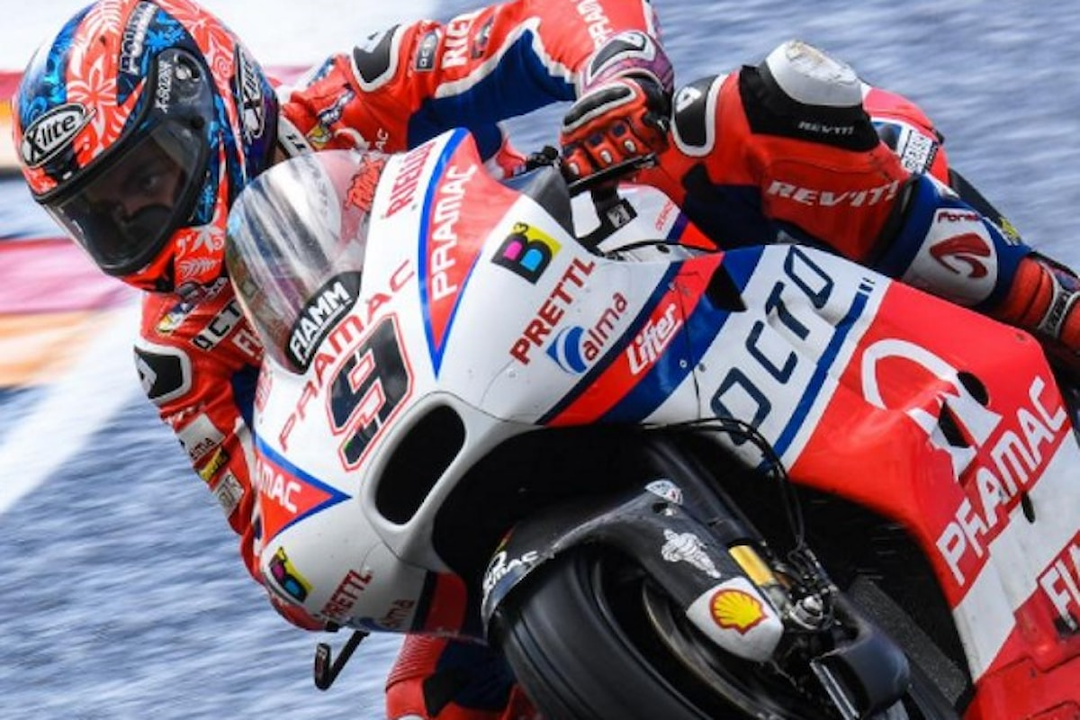 MotoGP, sarà Marquez a partire dalla pole del GP di Germania. Solo nono Rossi