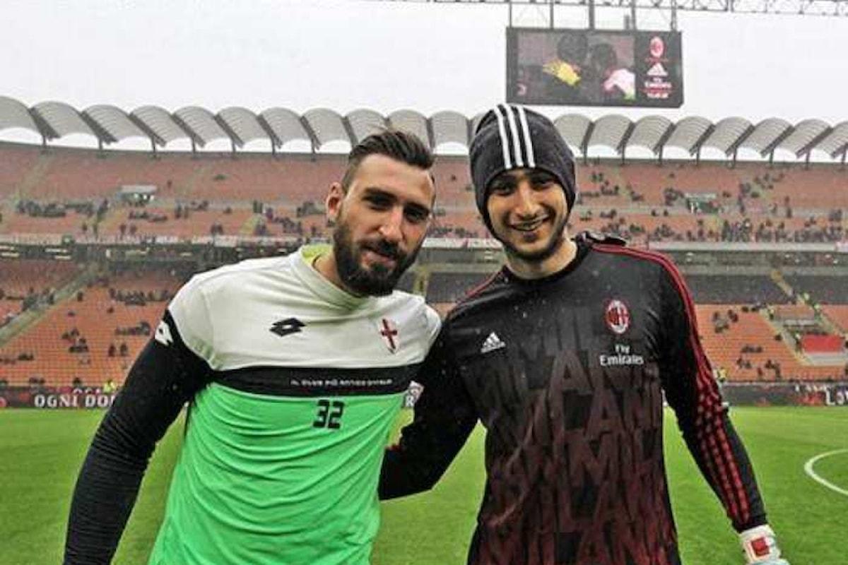 La famiglia Donnarumma si accorda con il Milan: 6 milioni a Gianluigi ed 1 milione ad Antonio