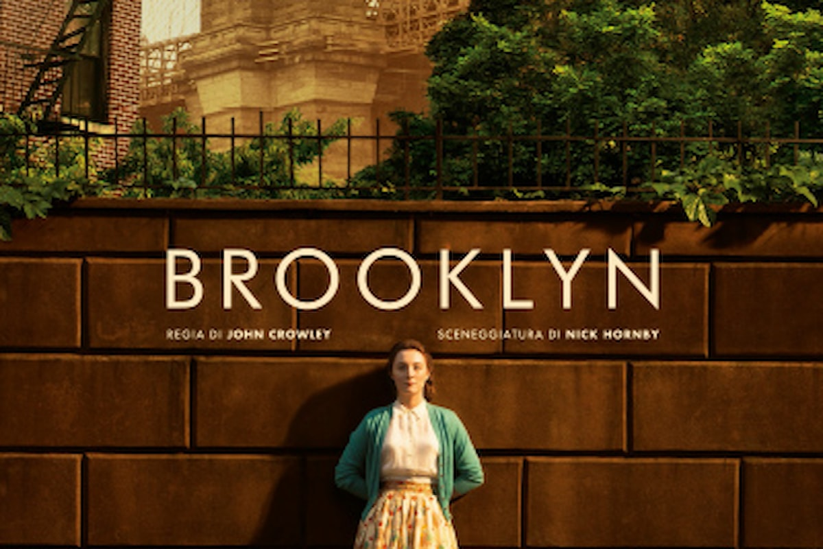 Recensione del film Brooklyn: tra amore e speranza