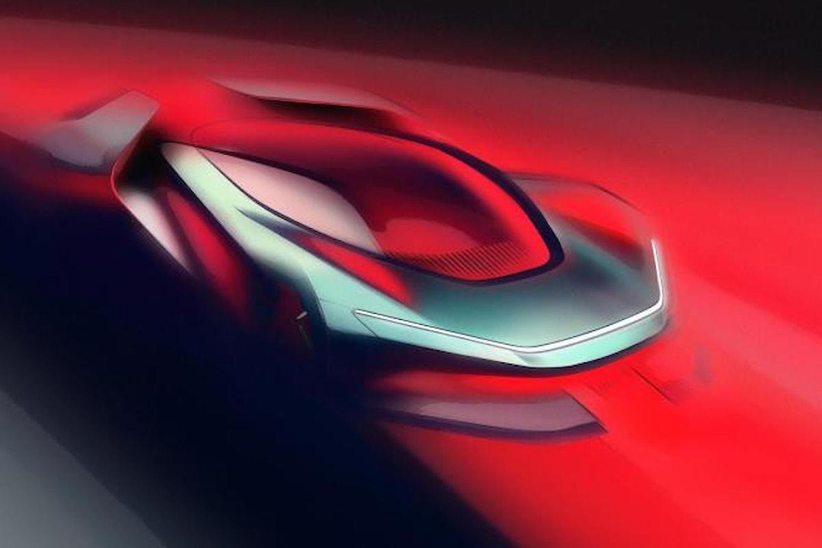 Il sogno prende forma: Heidfeld collaborerà con Automobili Pininfarina, che svela i design della nuova Hypercar