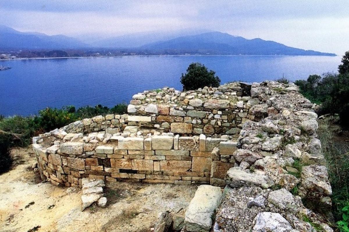Scoperta a Stagira la tomba di Aristotele