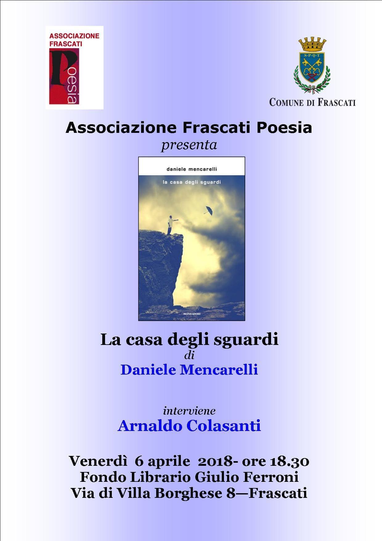 Gli scrittori si raccontano: Daniele Mencarelli - La casa degli sguardi