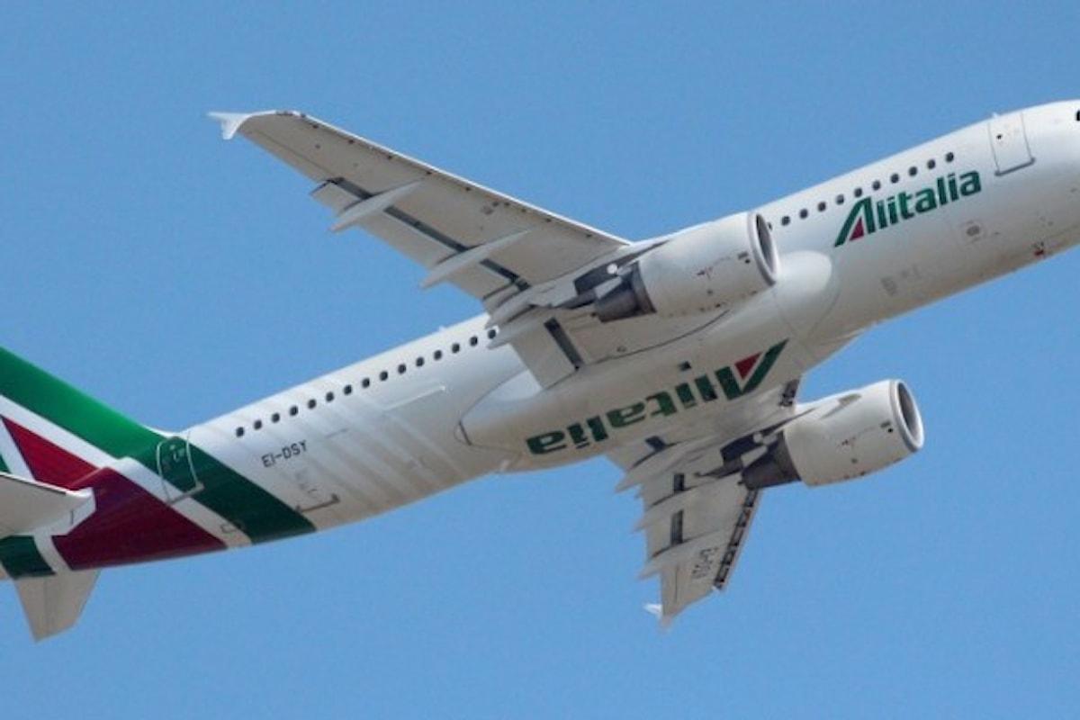 Alitalia: sprechi per oltre un milione di euro al giorno negli ultimi due anni