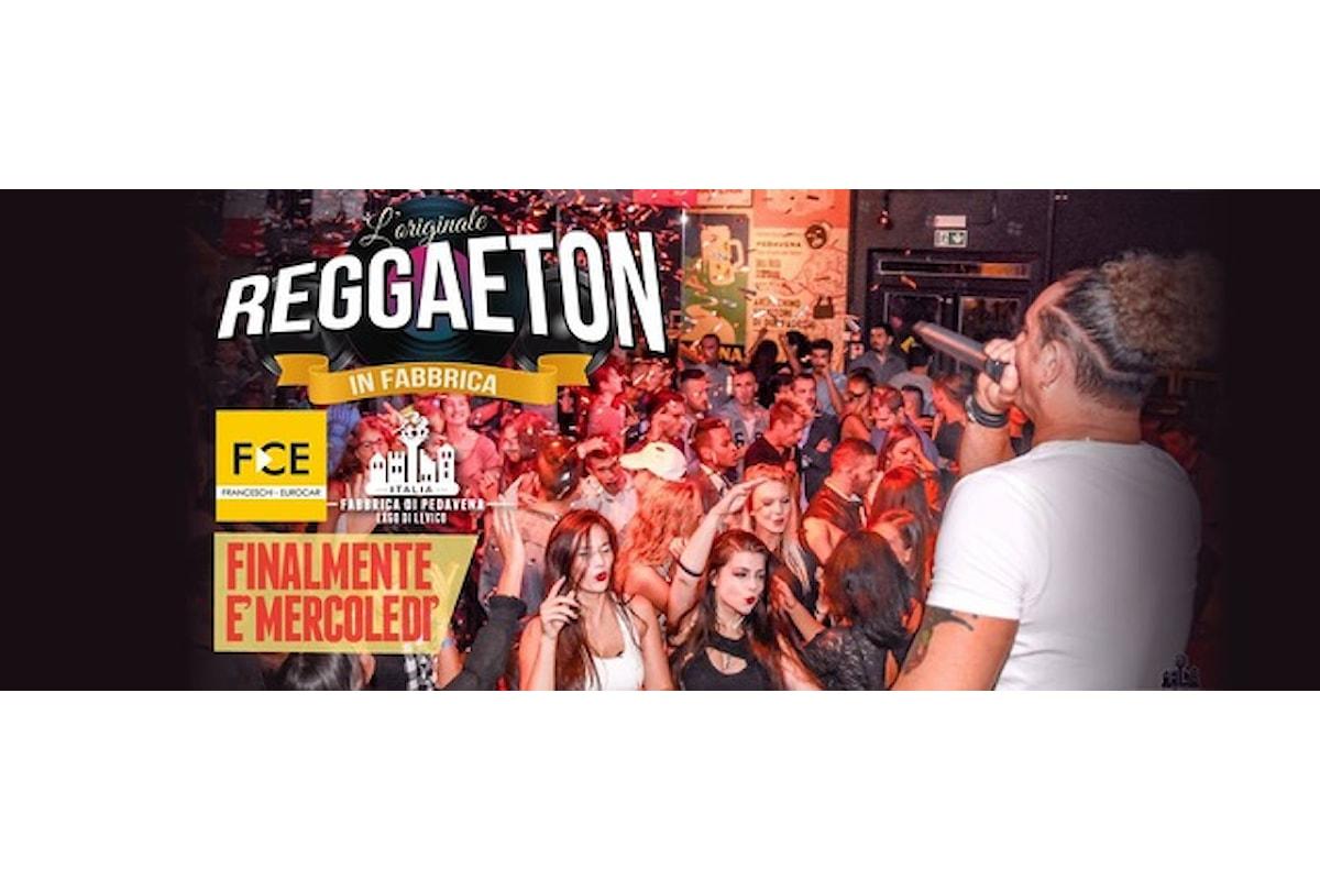 Fabbrica di Pedavena - Levico Terme (TN): 8/11 Reggaeton in Fabbrica, 9/11 Ostetrika Gamberini (live) 11/11 Lou Albert from Viva FM (dj set)