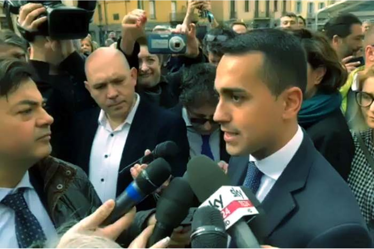 In attesa delle prossime consultazioni: Salvini apre, Di Maio chiude, Martina tace