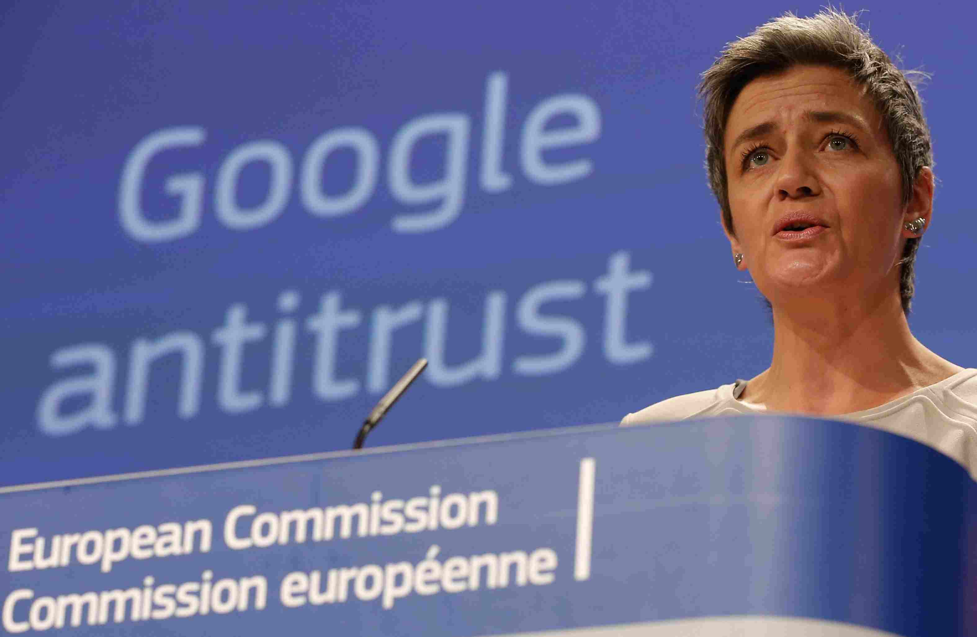 Google ancora nel mirino dell'Antitrust europea per abuso di posizione dominante