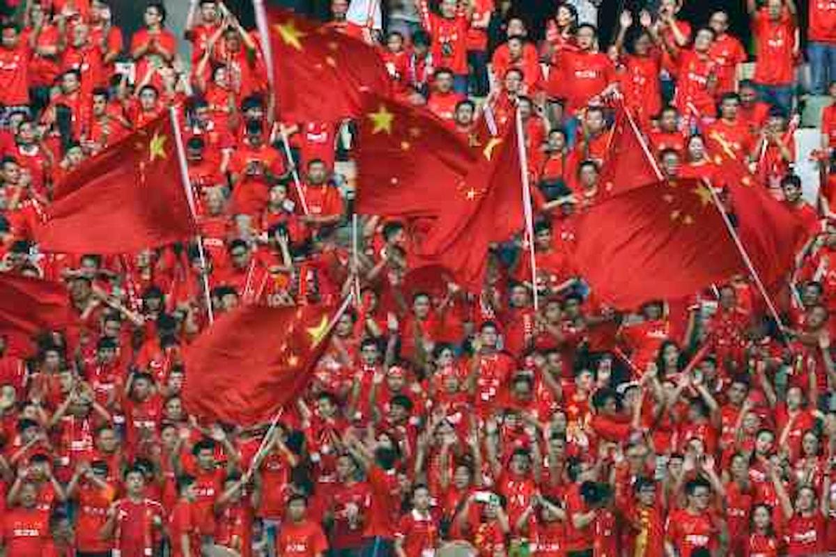 Perché ai cinesi interessa così tanto il calcio?