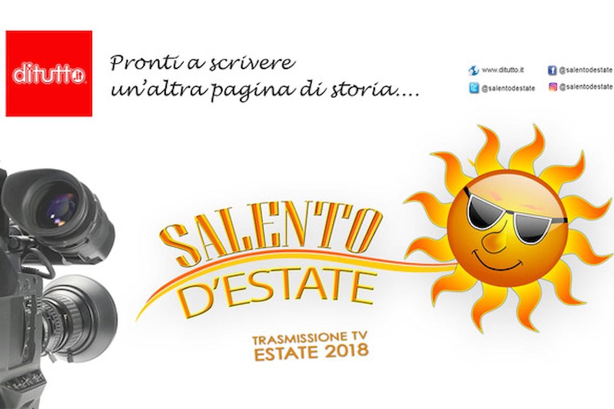 Salento d'Estate: parte il countdown per la trasmissione tv firmata DiTutto