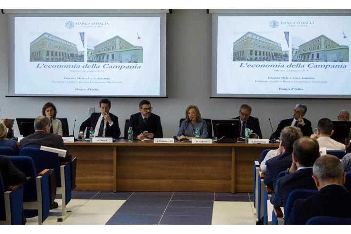 UNISA: L'Economia della Campania, il Rapporto