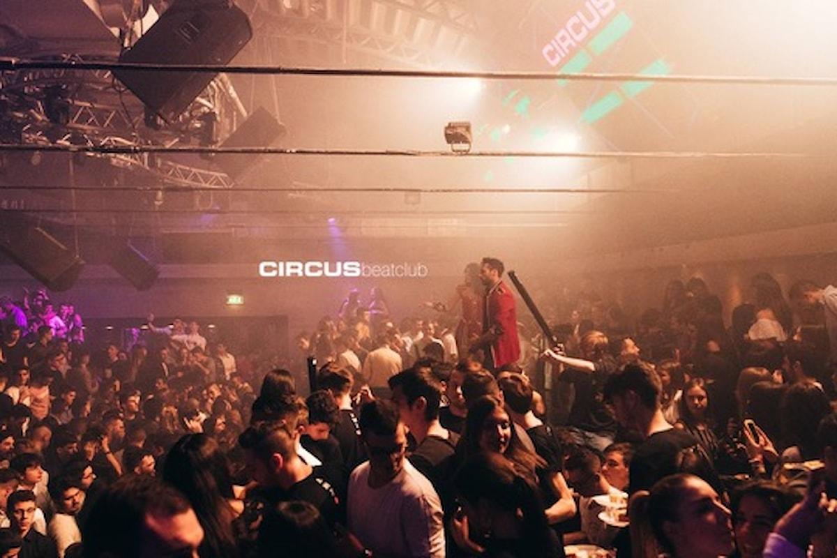 24 novembre, Univercity on Friday - Atto II, la notte universitaria al Circus beatclub di Brescia