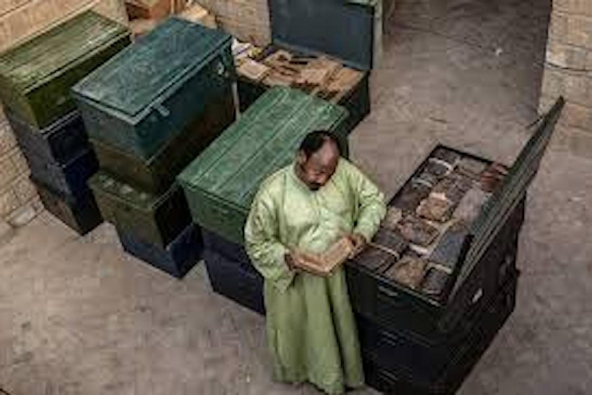 Abdel, il bibliotecario di Timbuctù che ha salvato dai jihadisti migliaia di libri.