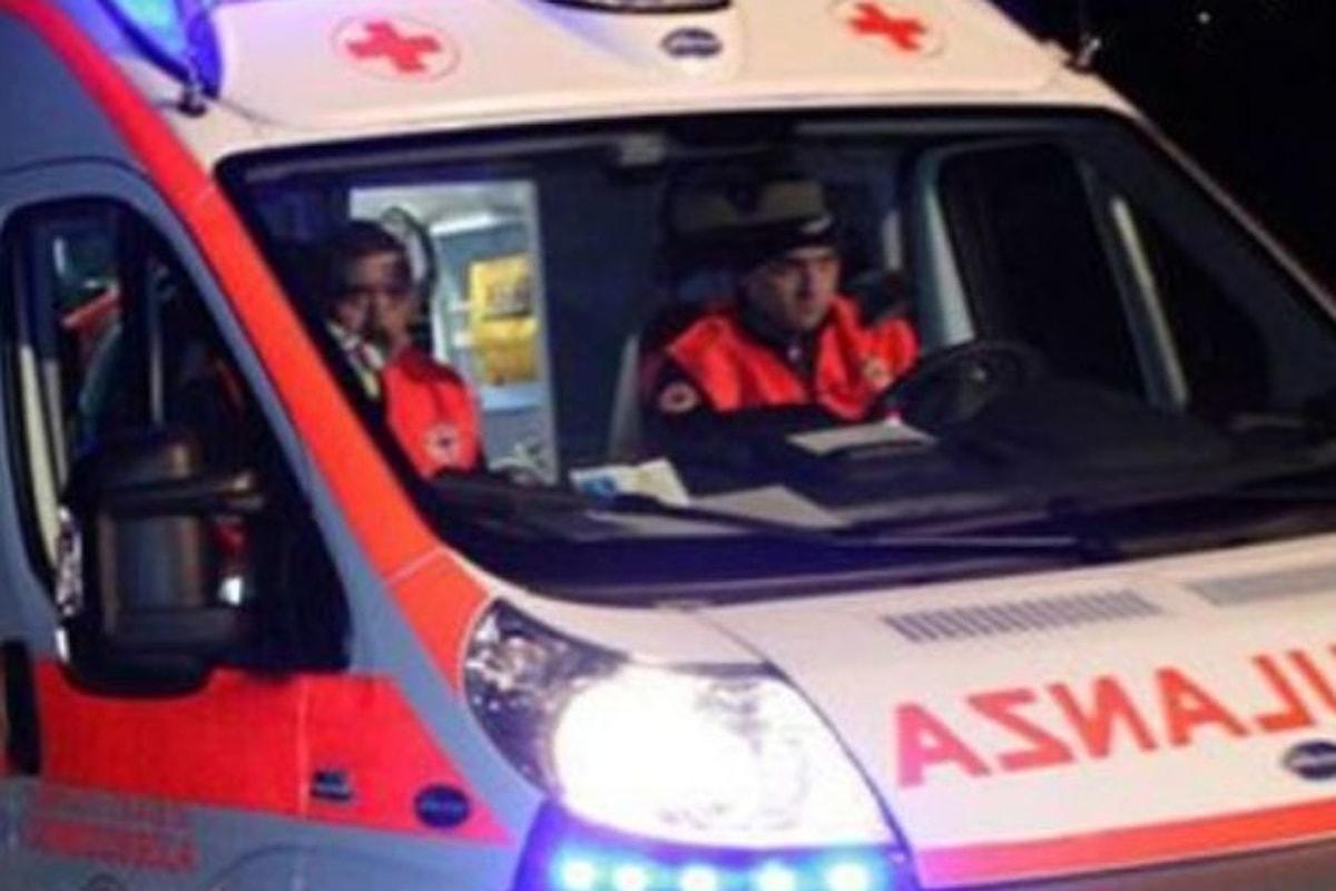 Duchesca, Napoli - Ambulanza presa in ostaggio
