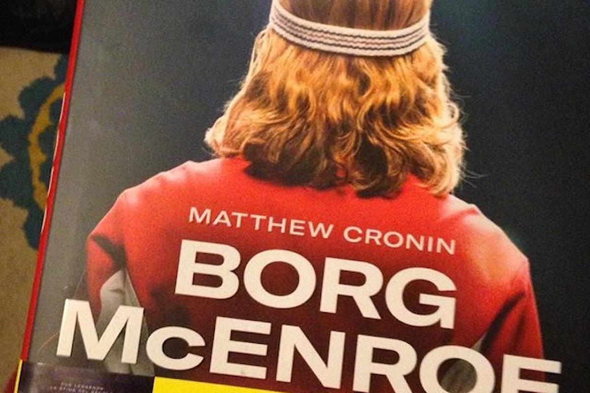 Borg e McEnroe, il libro di Matthew Cronin con la prefazione di Adriano Panatta