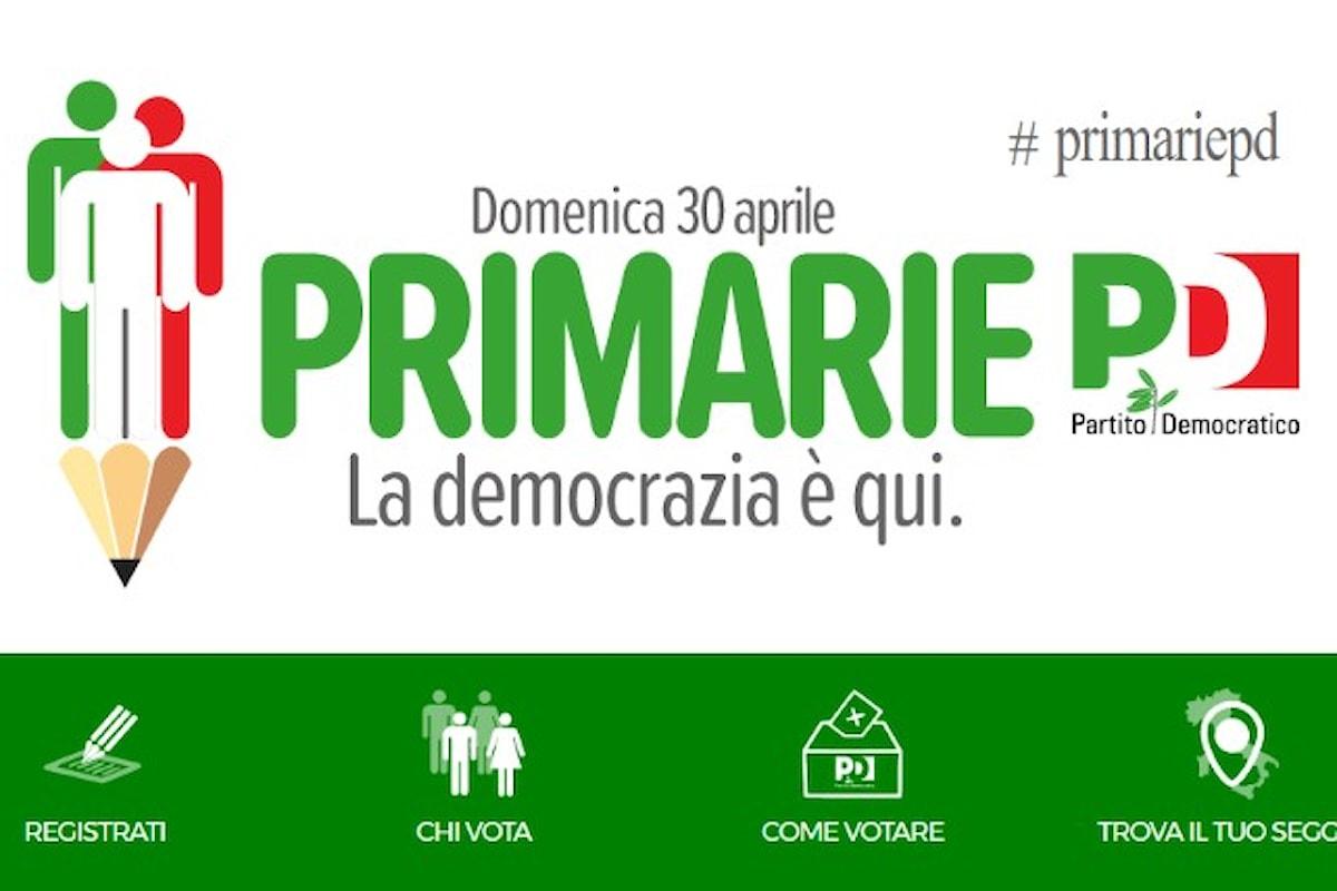 La farsa delle primarie PD con la vittoria già annunciata di Renzi