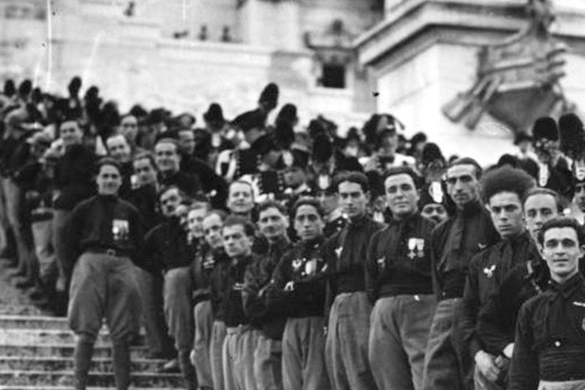 Il 28 ottobre i non fascisti di Forza Nuova vogliono marciare a Roma