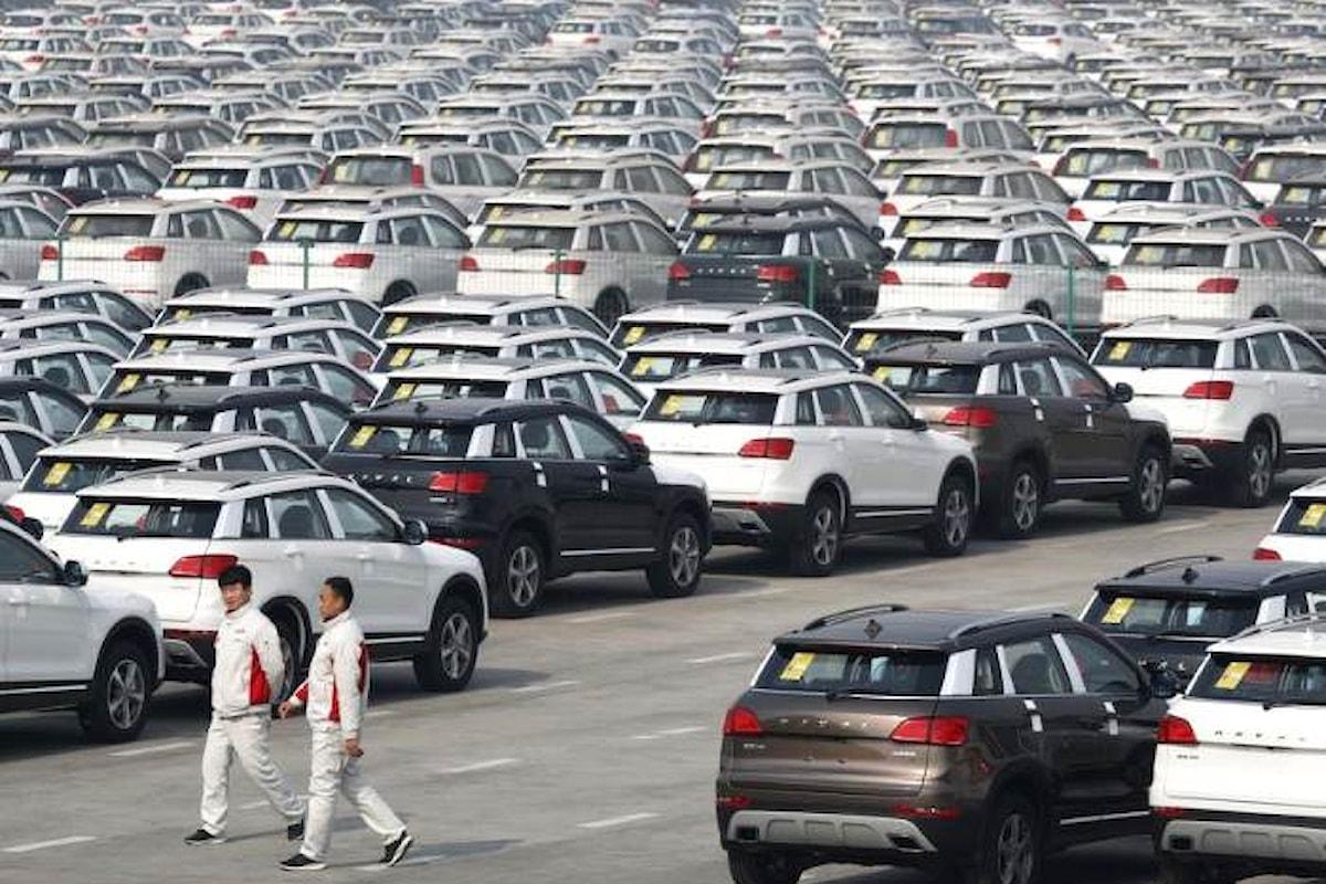 Great Wall conferma il proprio interesse per FCA che, a sua volta, pensa ad uno scorporo del marchio Jeep