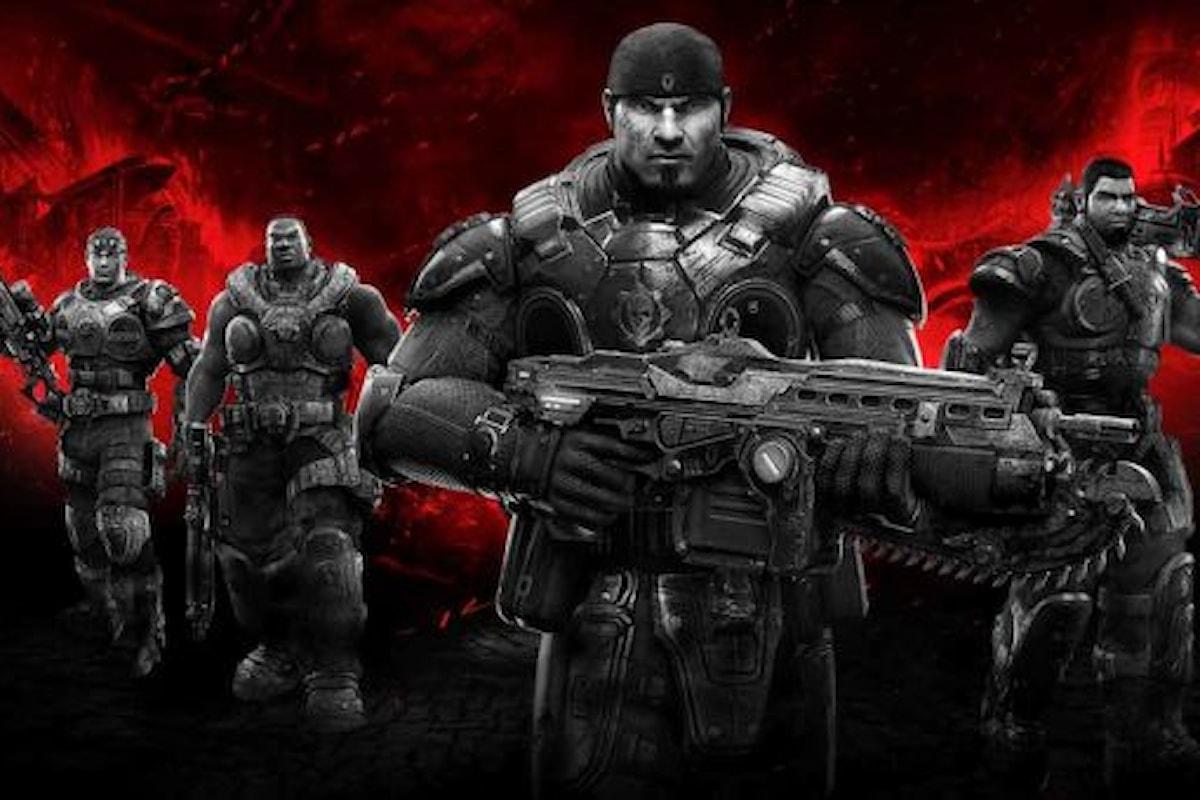 Gears of war: ultimate edition si aggiorna | Surface Phone Italia