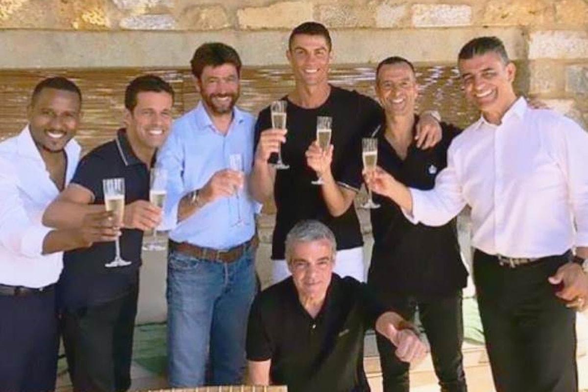 Agnelli al Financial Times sull'acquisto di Ronaldo: così fan tutte