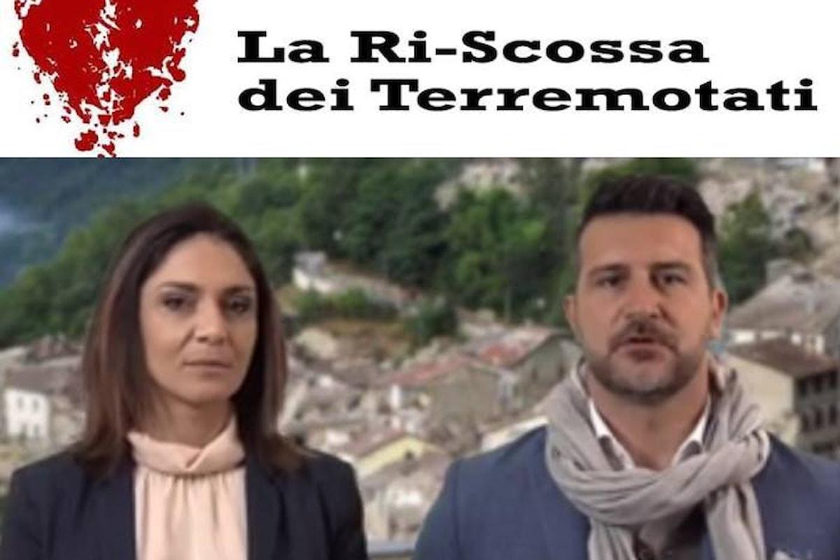 Il 1 aprile la Ri-Scossa dei Terremotati arriva in piazza Montecitorio