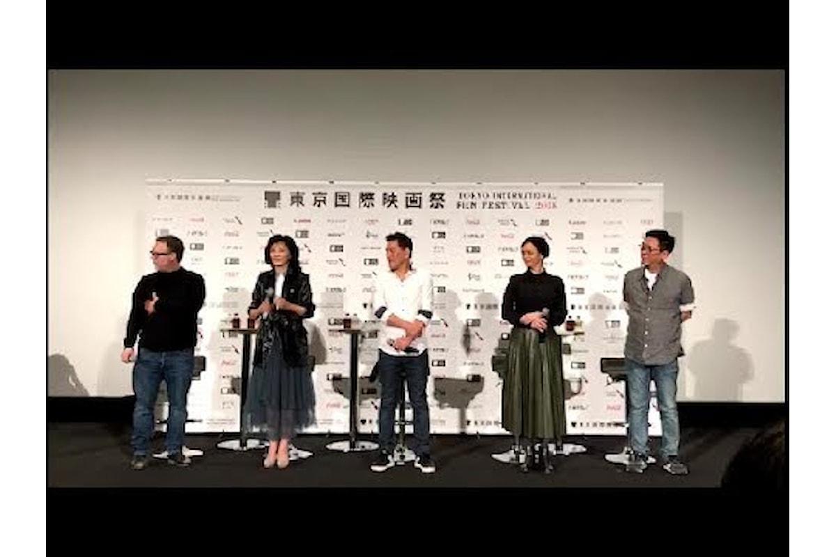 L'arrivo a Tokyo e l'incontro con l'International Competition Jury del TIFF JP