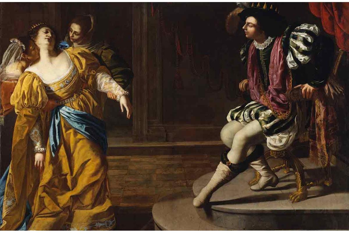 Grandi mostre: a Roma il museo di Roma Palazzo Braschi ospita la splendida mostra su Artemisia Gentileschi