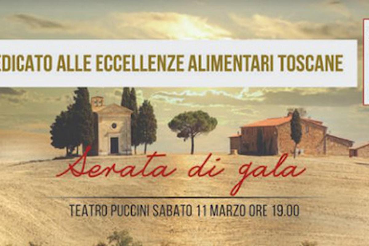 Scopri i Tuscany Food Awards a Firenze