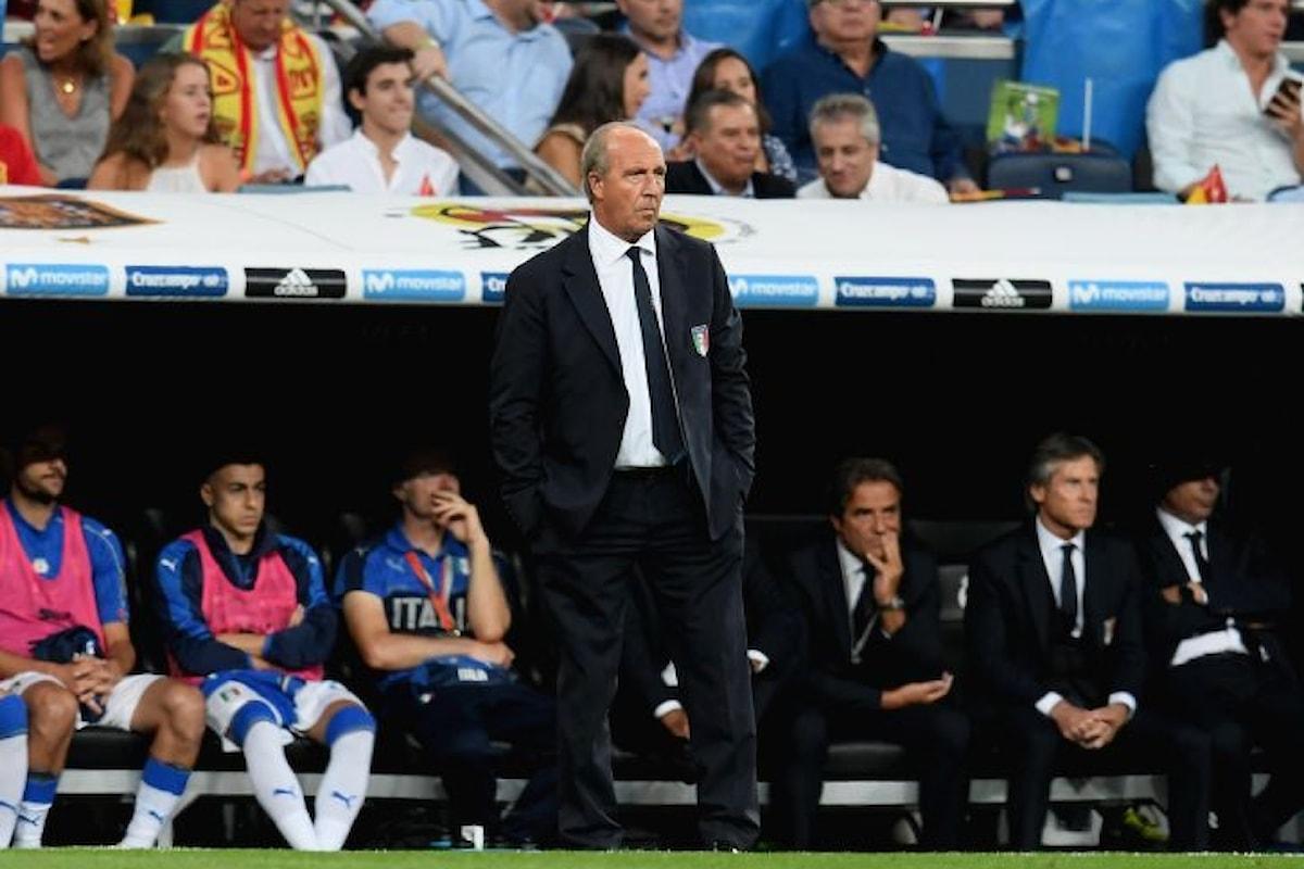 Un'Italia imbarazzante viene sconfitta 3-0 dalla Spagna