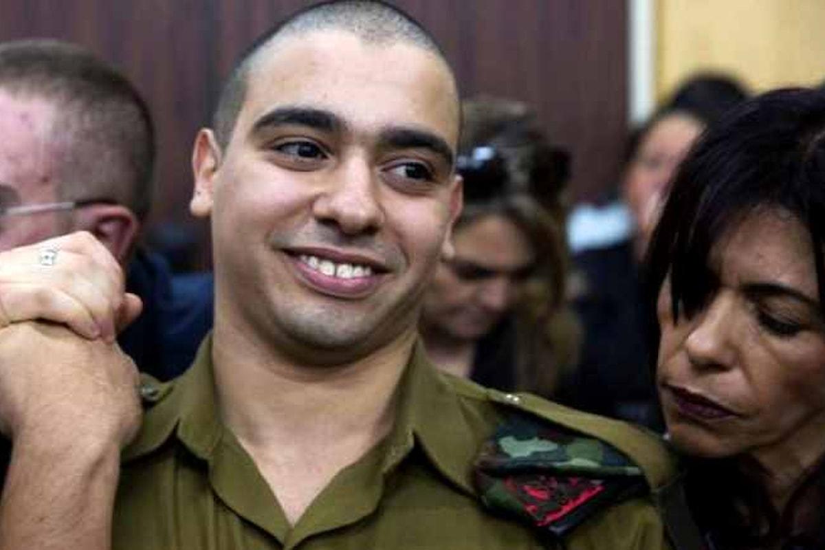 Un soldato israeliano condannato a 18 mesi per aver assassinato un palestinese ferito ed inerme