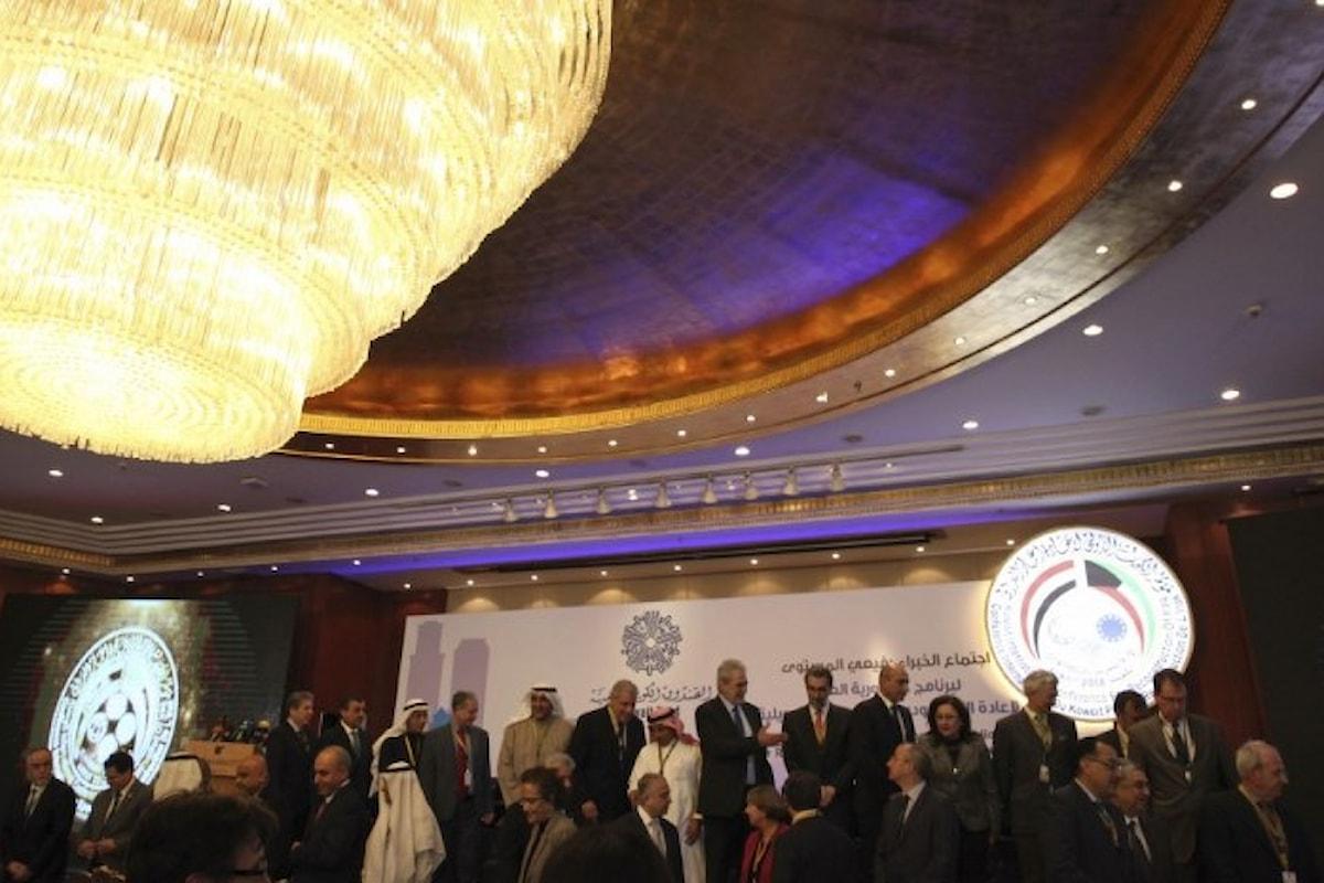 Per la sua ricostruzione, l'Iraq è diventato un'occasione di investimento