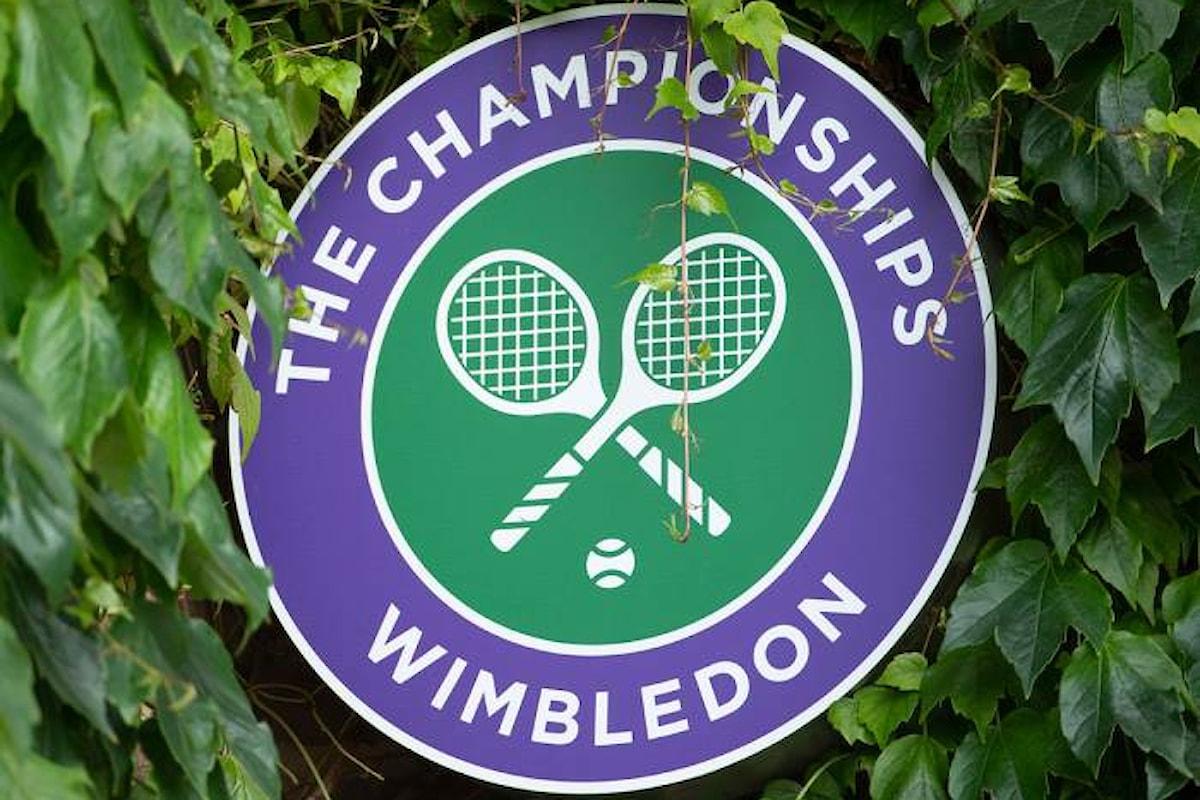 Anche a Wimbledon si farà ricorso al tie break a partire dal 2019