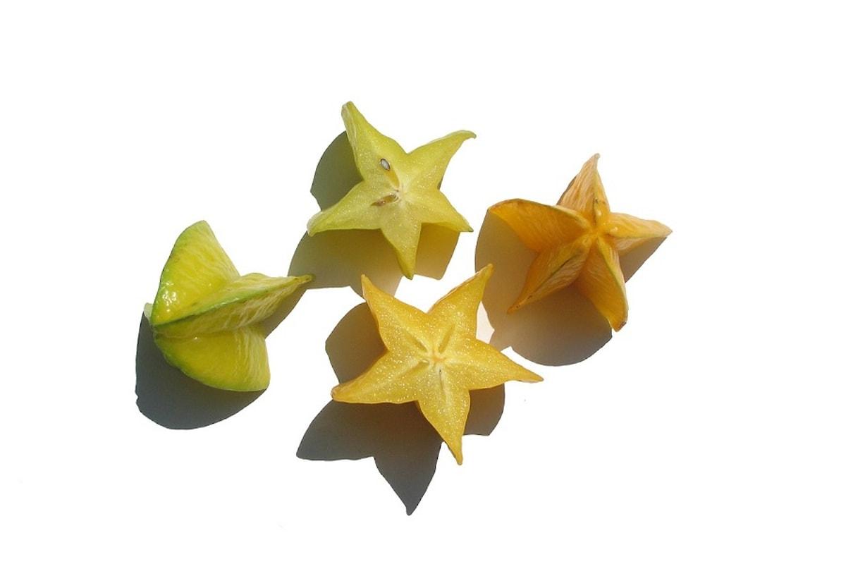 I consigli della naturopata: la carambola, il frutto stellato ricco di vitamine