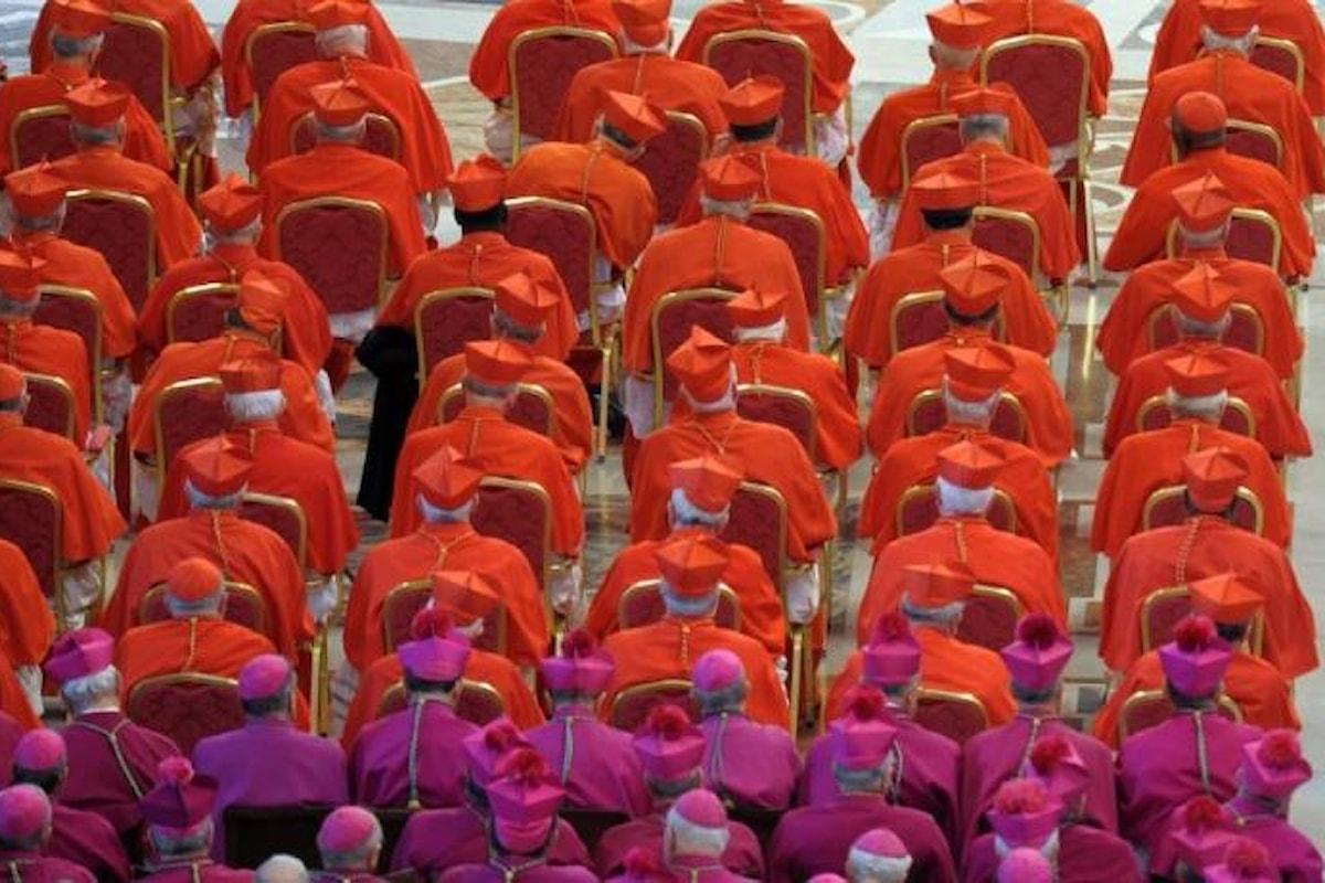 Papa Francesco nomina 17 nuovi cardinali provenienti dai cinque continenti