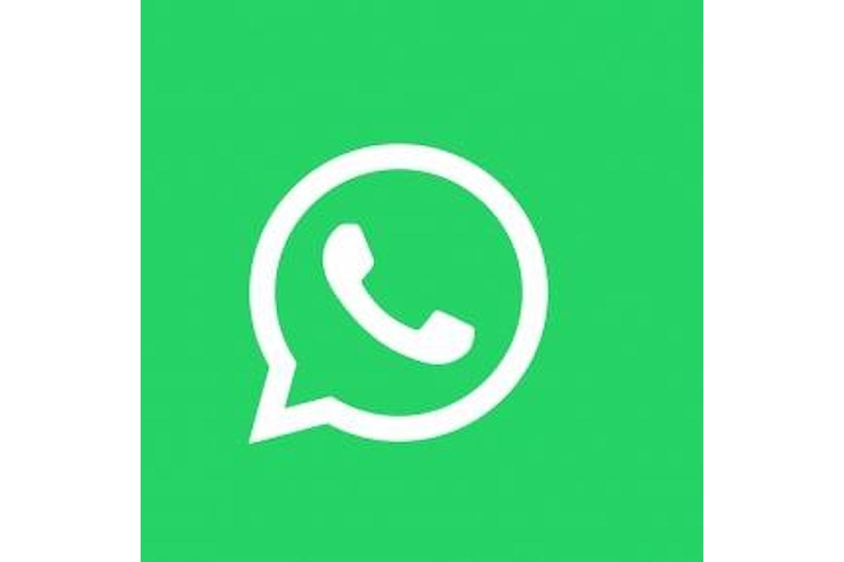 WhatsApp si prepara ad accogliere i file di office: a breve apertura alla condivisione per l'ufficio