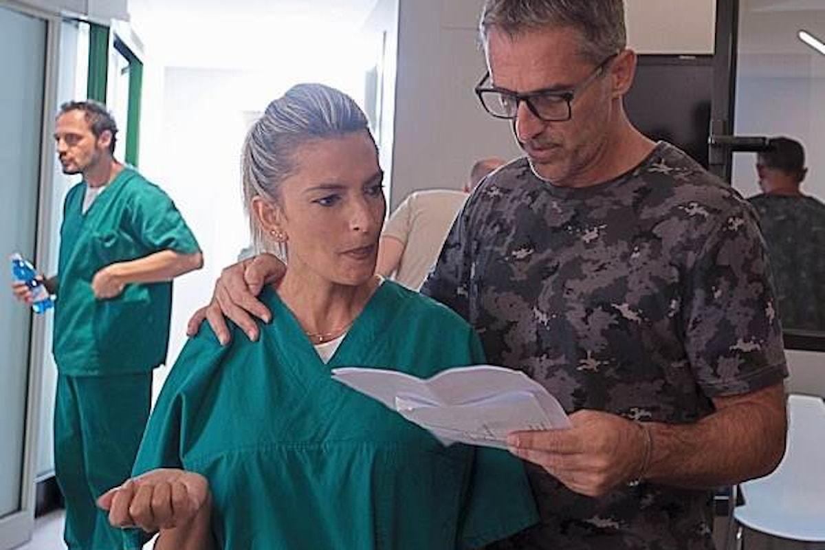 Laura D'Annibale nel cast del film Nati due volte