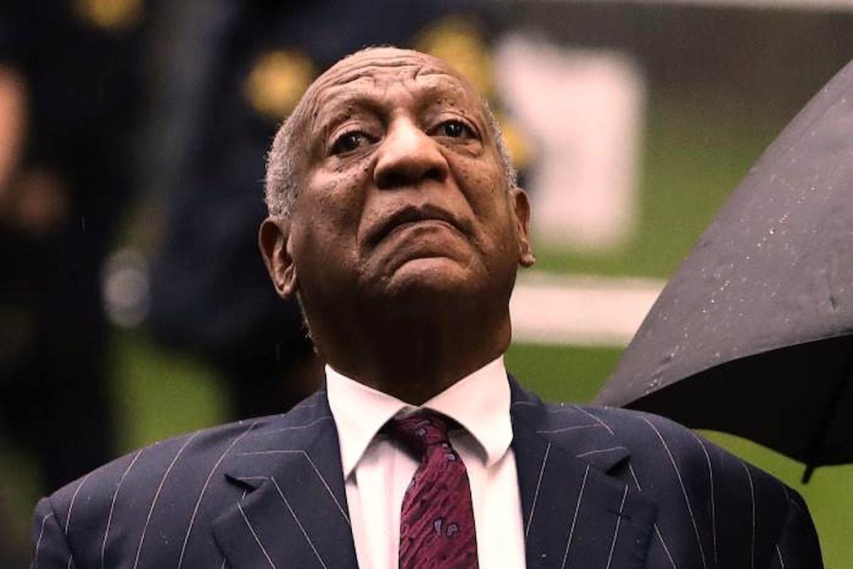 Bill Cosby condannato con una pena da 3 a 10 anni di carcere per abuso sessuale